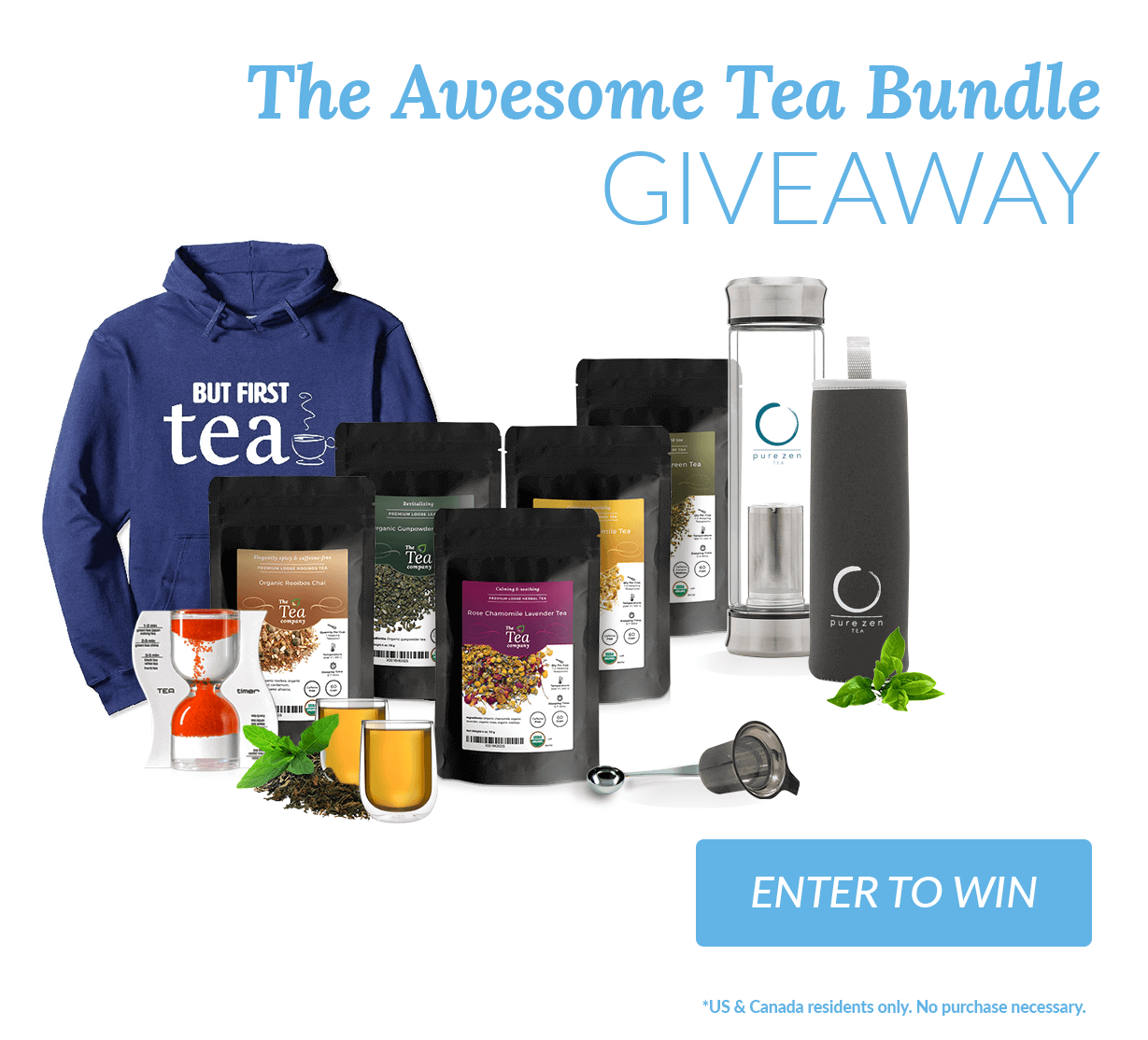 The Tea Company Awesome Tea Giveaway